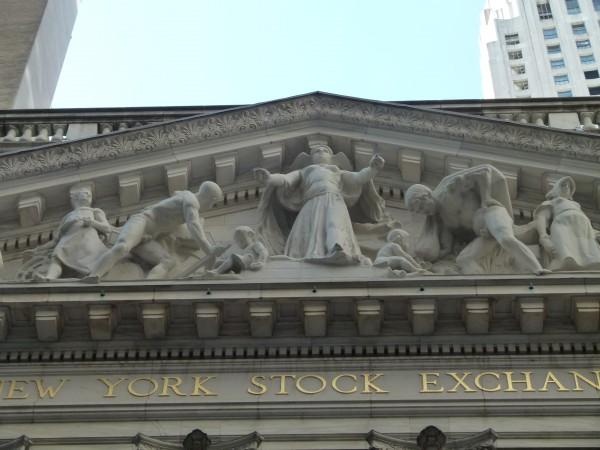 New Yorker Börse: Langfristig scheint die Sonne