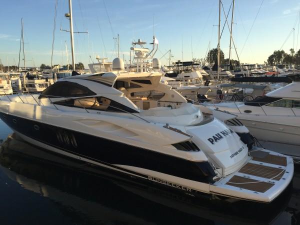 Yachthafen in San Diego, 2014