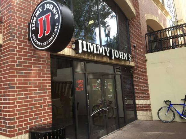 Jimmy John's in Atlanta Downtown Peach Street