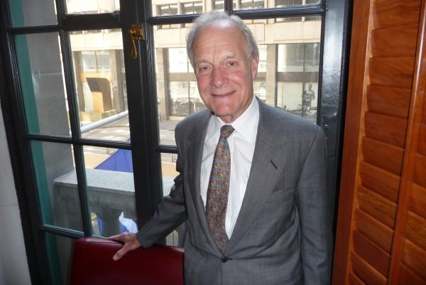 Charles Ellis: Index-Prediger. Er überwachte den Milliardenfonds der Yale-Universität. Er sagt, das Investieren machen Anleger am besten über günstige Indexfonds