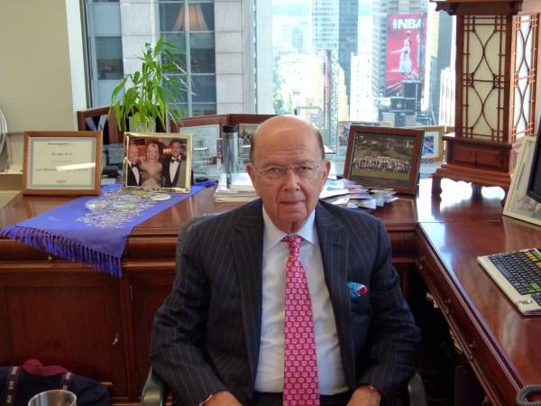Investor Wilbur Ross: Geduld ist ein Kernelement seines Investmentstils in Turnaround-Kandidaten.