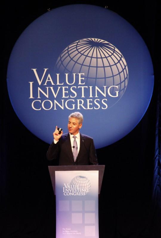 Hedgefondsstar Bill Ackman: Ist er von einer Aktie überzeugt, behält er sie viele Jahre. Unter seinen Lieblingen sind xy