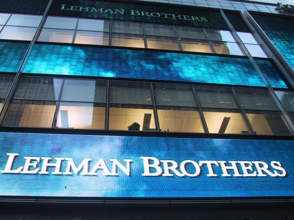 Ich erlebte den Untergang von Lehman Brothers. Auch das war eine Erfahrung.