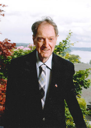 Jack McDonald aus Seattle. Mit Buy and Hold wurde er steinreich. Er liebte seine Aktien. Als er starb, hatte er 178 Millionen Dollar angehäuft. Sein Reichtum spendete er.