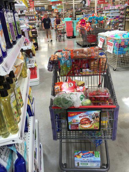 Mit dem Einkaufswagenprinzip können Sie nicht viel falsch machen. Kaufen Sie ins Depot, was andere in den Einkaufswagen legen.