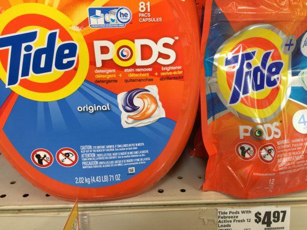 Procter & Gamble verkauft das Waschmittel Tide in den USA. Daneben gehören zum Sortiment: Gillette, Oral B, Pampers... Mit der Aktie konnte man ein Vermögen verdienen über die Dekaden.