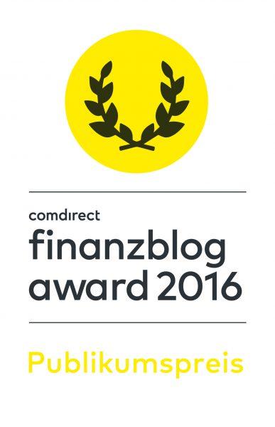 """Der """"finanzblog award 2016"""" Publikumspreis. Ihre Stimme brauche ich für meinen Blog timschaefermedia.com. Wenn Ihnen mein Blog zusagt, bin ich um einen Klick Ihrerseits dankbar."""