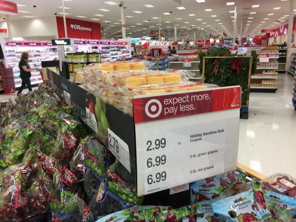 Mit dem Kaufhaus Target konnten Sie 3.200 Prozent verdienen.