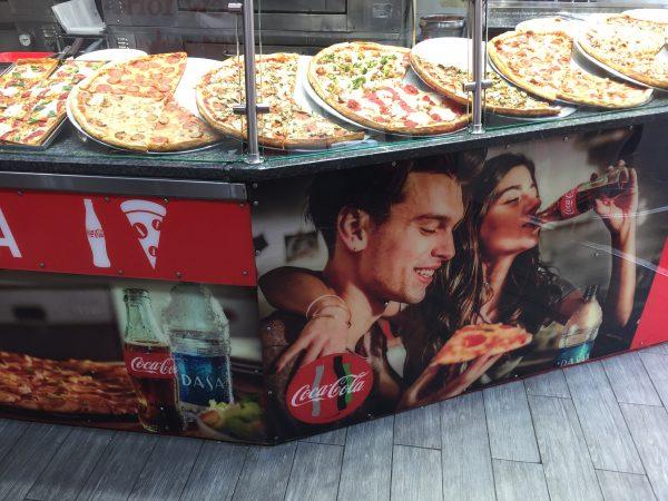 Pizzafahrer EГџen